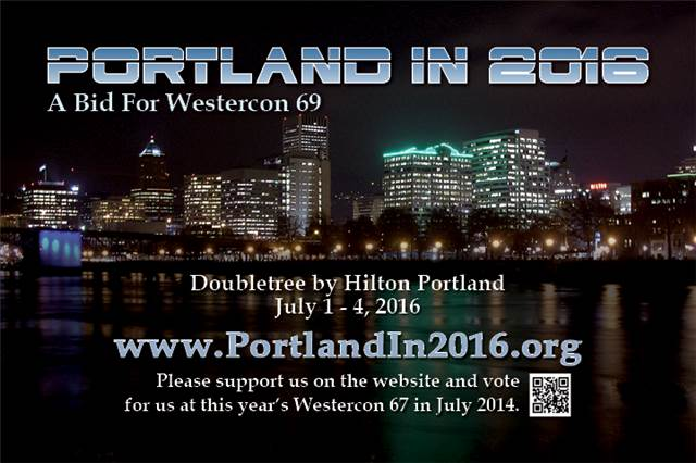 Portland in 2016, bid for Westercon69 ad